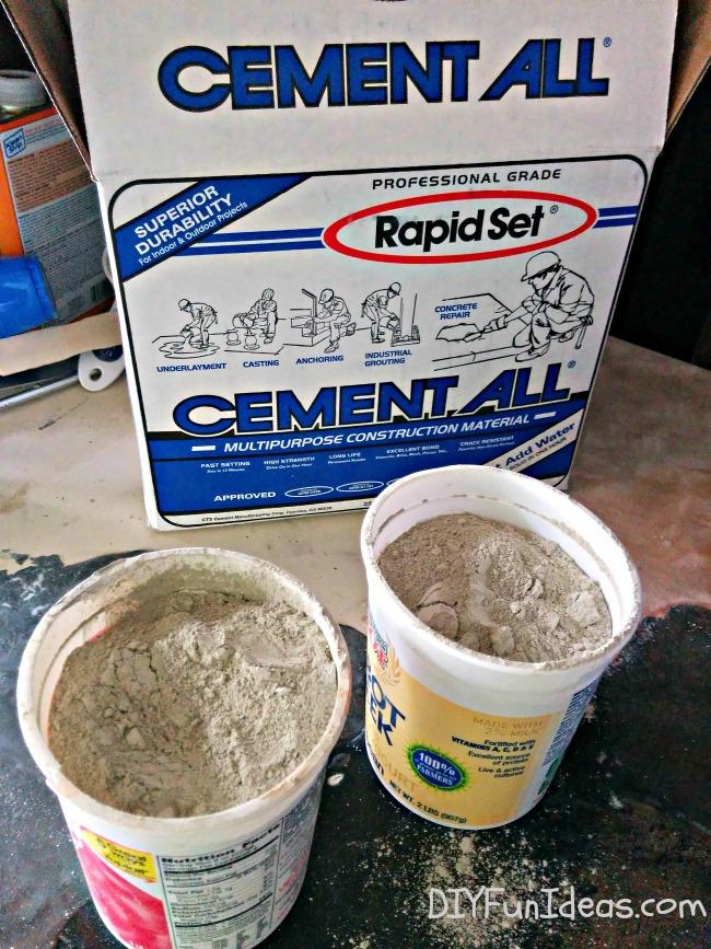QUICK & EASY CONCRETE COUNTERTOP - Skim Coat Technique Using Rapid Set Cement All
