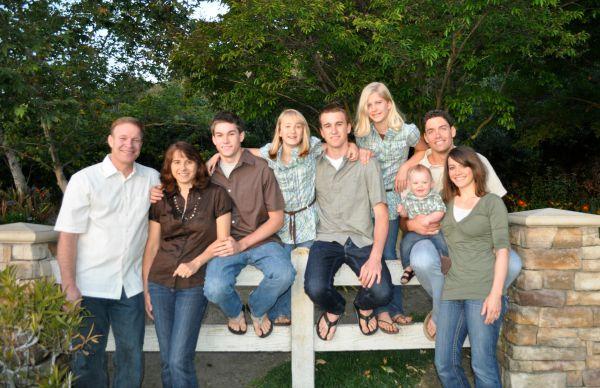 Gerry Sadleir Family 2