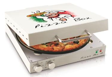 Pizza Box Pizza Oven