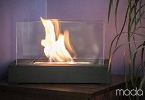 Table Top Ventless Fireplace